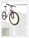 Bike Magazine page