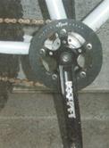 Sola Steel Crank