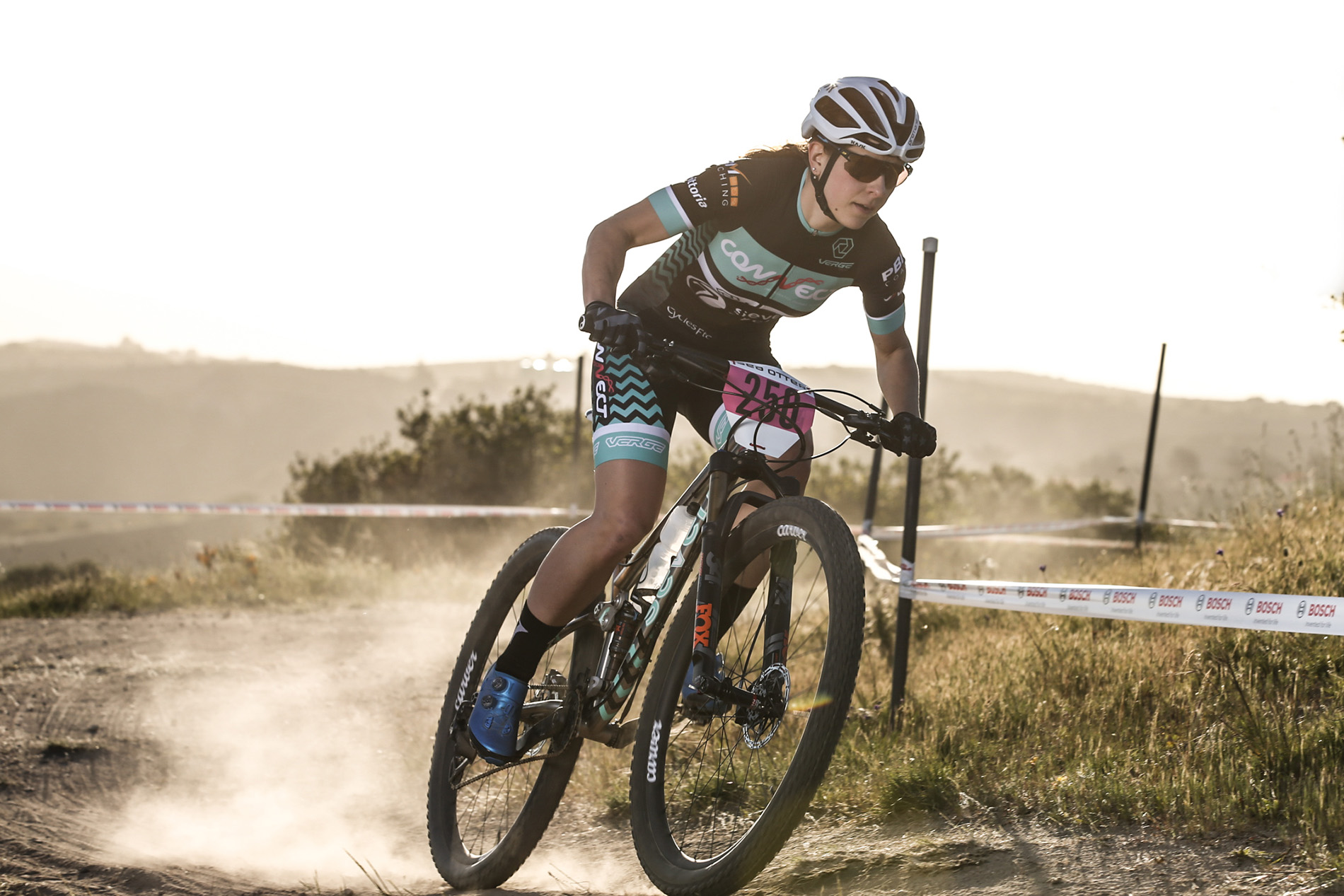 Kelly Catale at Sea Otter - Photo Wil Matthews