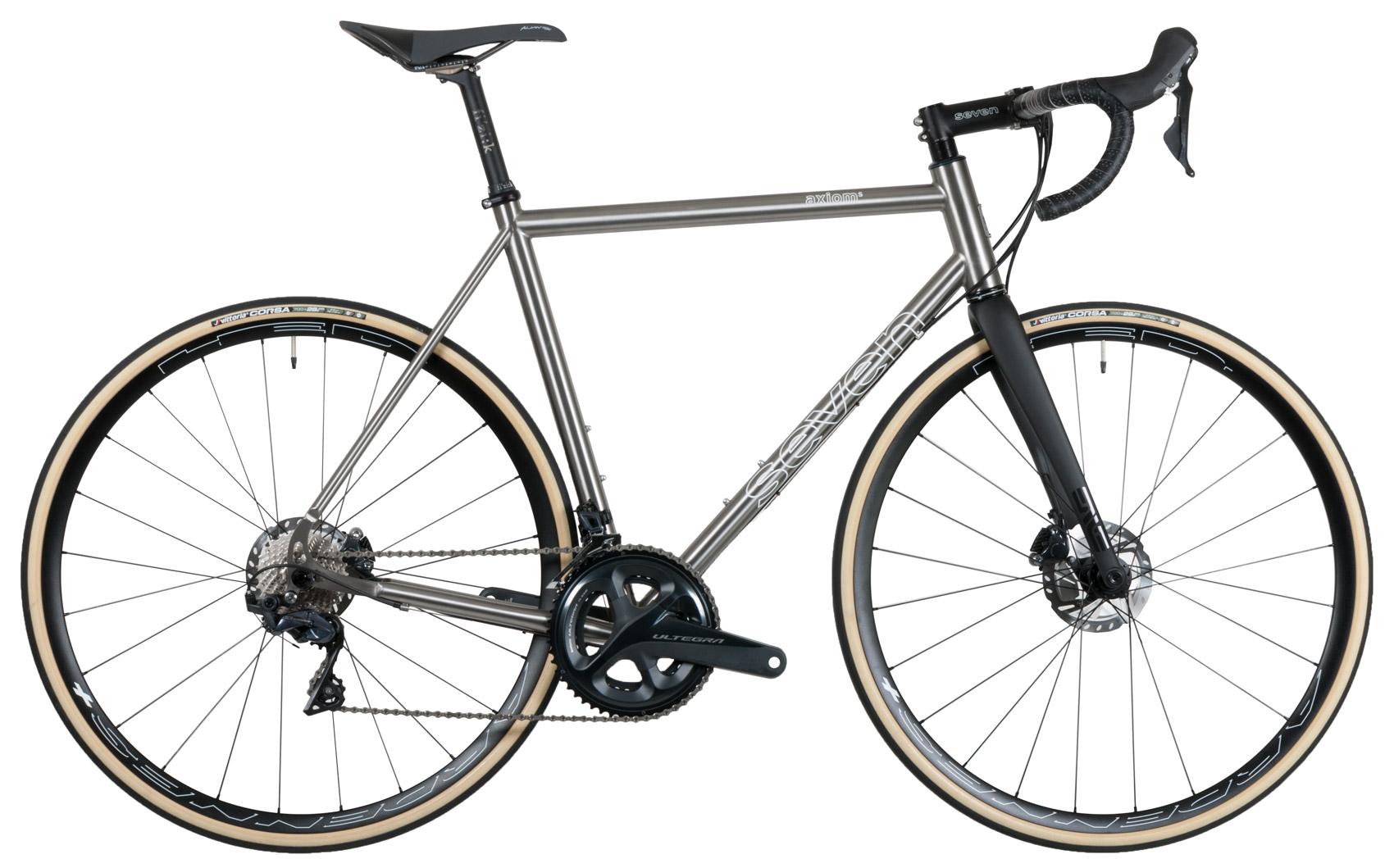seven cycles discipline muting and urban Custom Honda Street Bikes axiom s