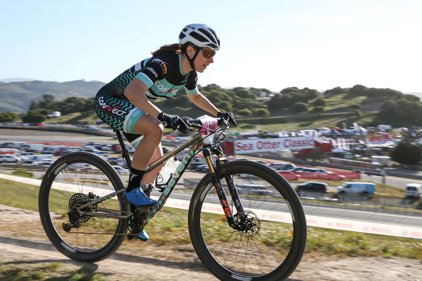 Kelly Catale at Sea Otter