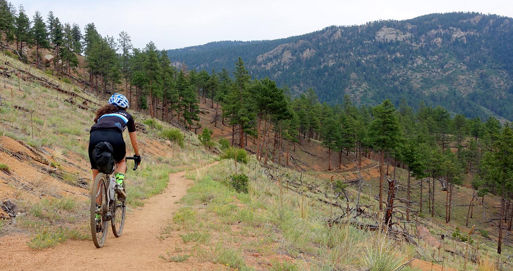 Evergreen Gravel Off-Camber Colorado