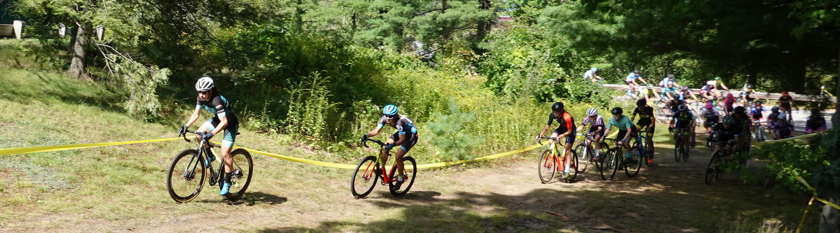 KellCross Evergreen Cyclocross Holeshot Race