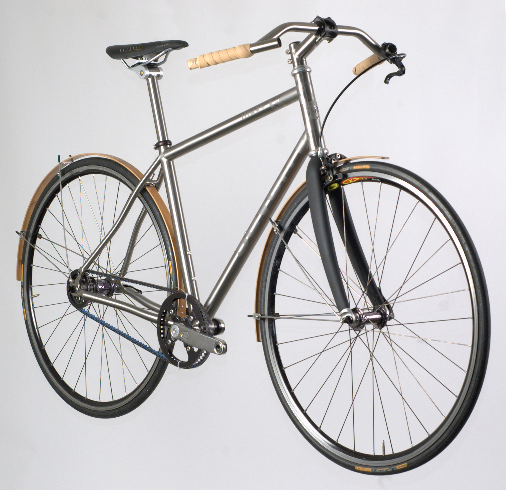 Earth Day Bike - Editions of One - Seven Cycles