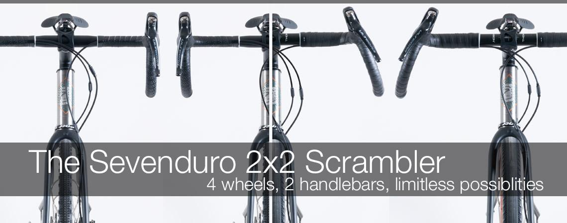 Sevenduro 2x2 Scrambler