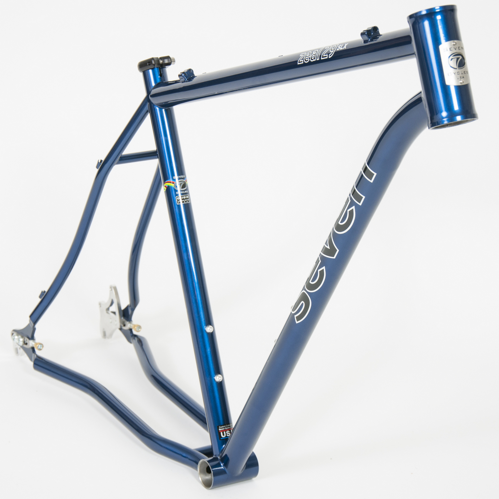 Seven Cycles | Stock Paint Gallery | Single Color Scheme