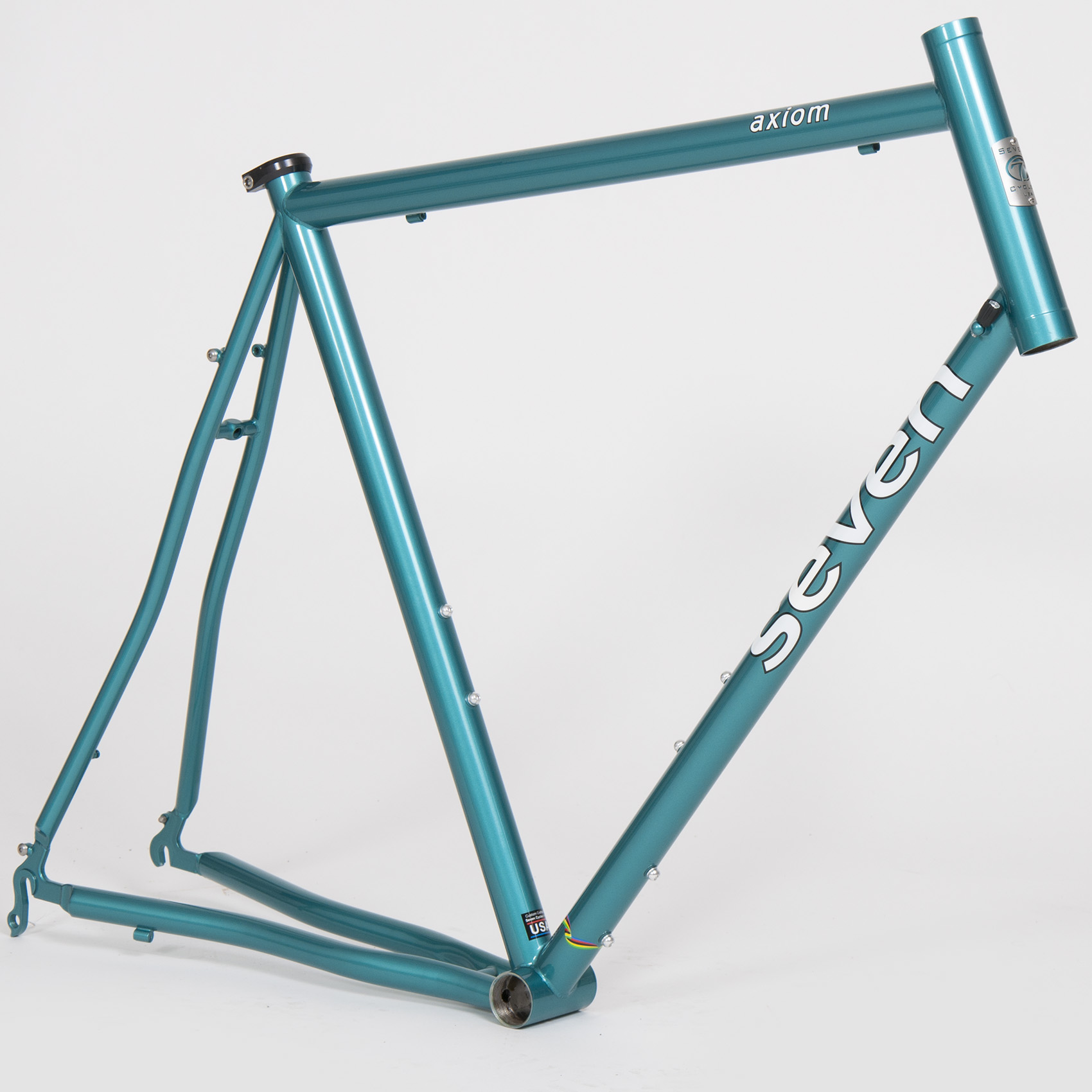 Single Color: Irie Teal